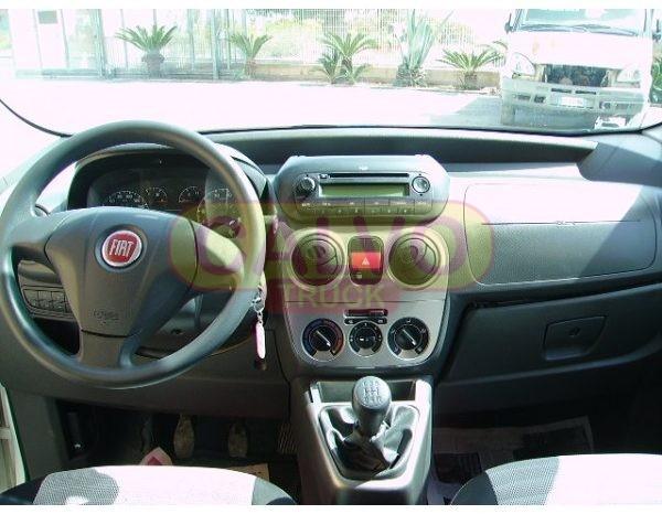 Fiat Qubo Fiorino usato cruscotto