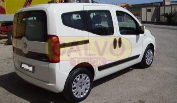 Fiat Qubo Fiorino lato sinistro