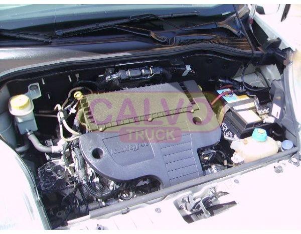 Fiat Qubo Fiorino porte scorrevoli - motore