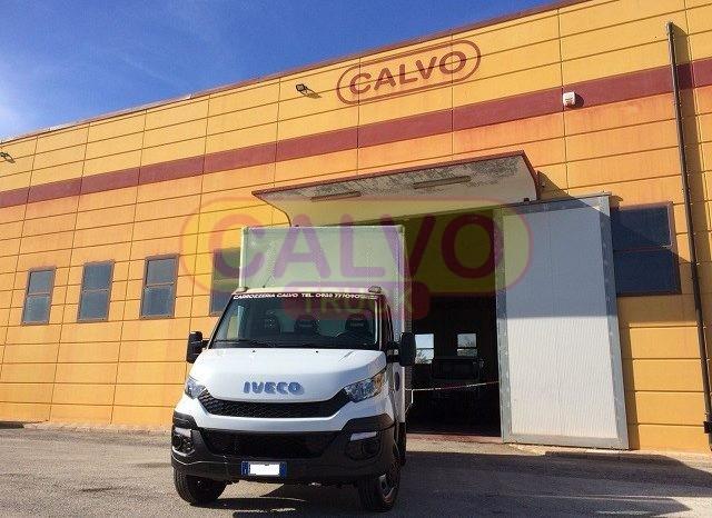 Iveco Daily 35C13 con furgonatura usato