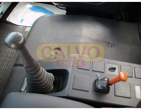 Iveco Eurocargo 17027 Euro5 - cambio