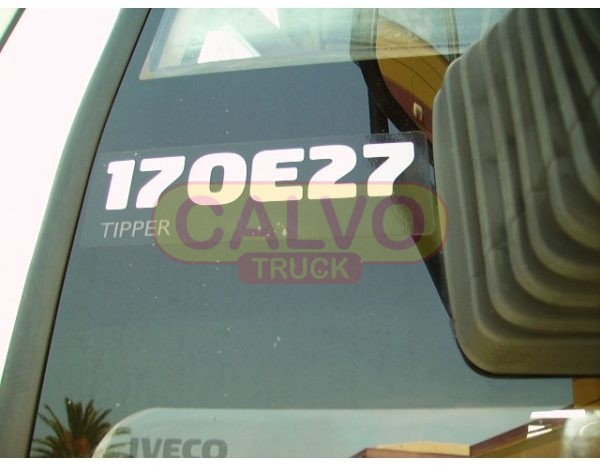 Iveco Eurocargo 170/27 K Euro5 - sigla