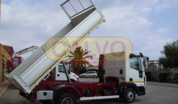 Iveco Eurocargo 70E15 con cassone idraulico ralzato