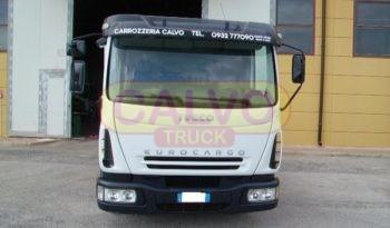 Iveco Eurocargo 70E15 con cassone idraulico ribaltabile pieno