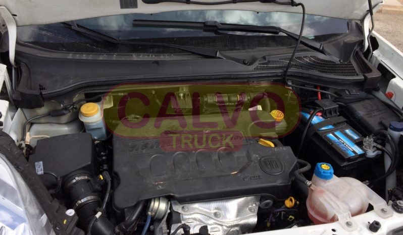 Fiat Doblò maxi isotermico ATP motore