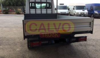 Iveco Daily cassone fisso vista post