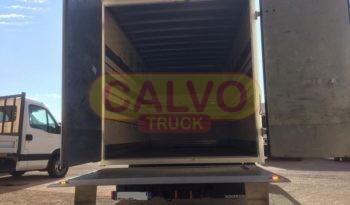 Iveco Daily furgonatura pedana idraulica apertura pedana