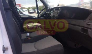 Iveco Daily furgonatura pedana idraulica interni