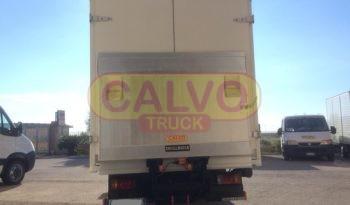 Iveco Daily furgonatura pedana idraulica parte post