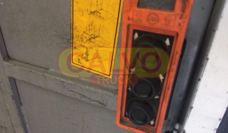 Iveco Daily furgonatura pedana idraulica telecomando