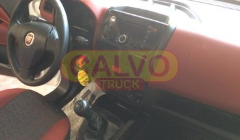 Fiat Doblò furgone interni