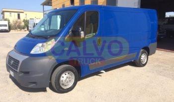 Fiat ducato furgone lato sx