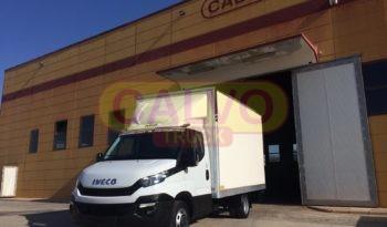 Iveco Daily furgonatura e pedana idraulica
