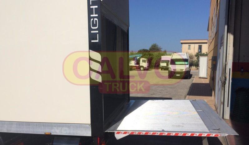 Iveco Daily furgonatura e pedana idraulica aperta