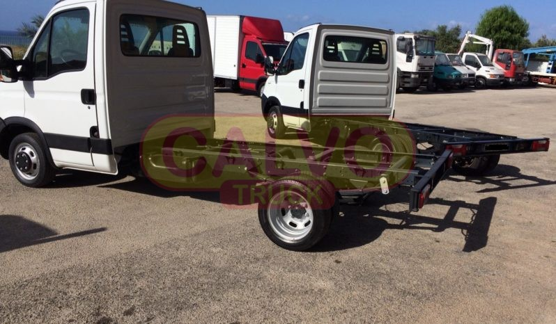 Iveco daily a telaio laterale