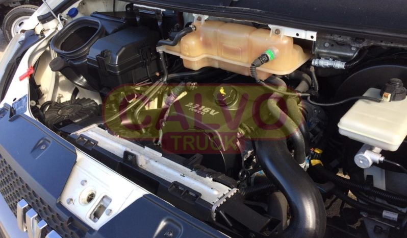 Iveco daily a telaio motore