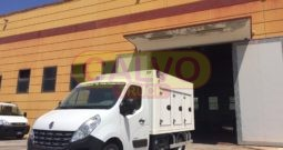 Renault Master frigo ATP con piastre eutettiche