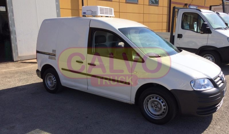 Volkswagna Caddy isotermico frigo porta laterale dx