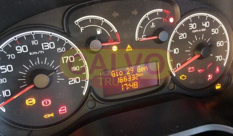Fiat doblò isotermico frigo ATP chilometri
