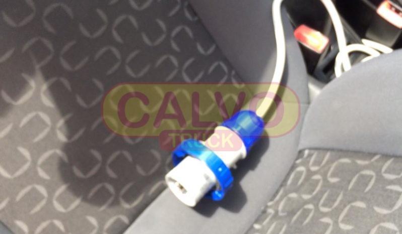 Fiat doblò isotermico frigo ATP dettaglio frigo