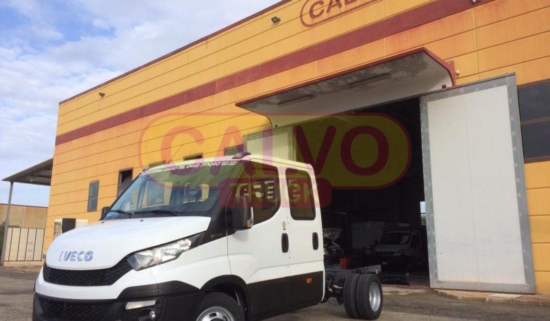 Iveco Daily doppia cabina Euro 5