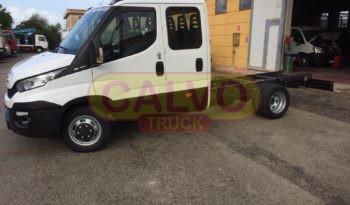 Iveco Daily doppia cabina Euro 5 lato sx