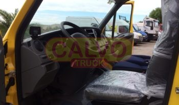 Iveco Daily cella frigo ATP interno cabina