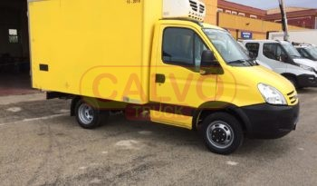 Iveco Daily cella frigo ATP lato dx