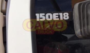 Iveco Eurocargo 150E18 cassone fisso dettaglio