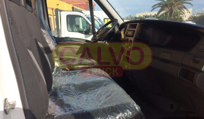Iveco Daily 35C11 cassone fisso e gru tappezzeria