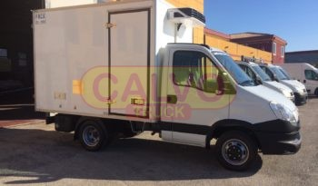 Iveco Daily cella frigo ATP vista laterale dx