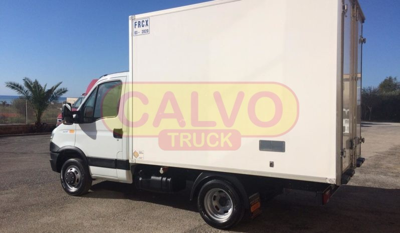 Iveco Daily cella frigo ATP vista laterale sx