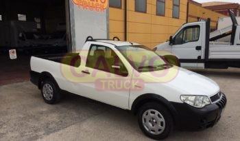 Fiat Strada furgone lato dx