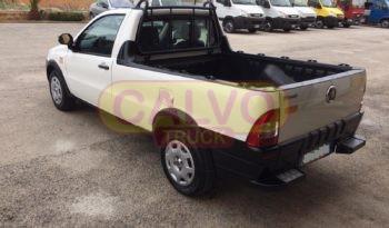 Fiat Strada furgone lato sx