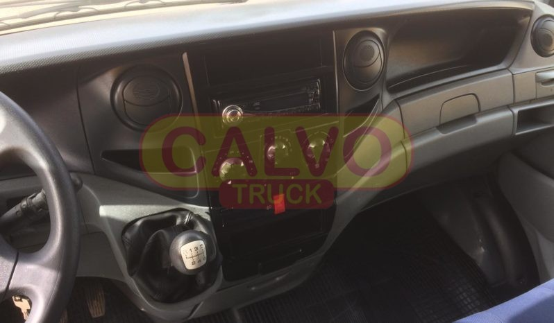 Iveco Daily cassone fisso super accessoriato