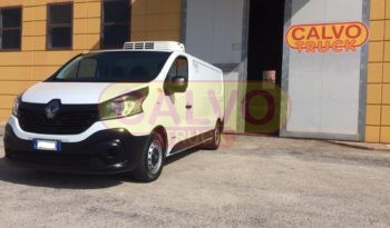 Renault Trafic coibentato vano di carico