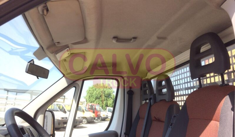 Fiat Ducato Maxi cassone fisso interno cabina