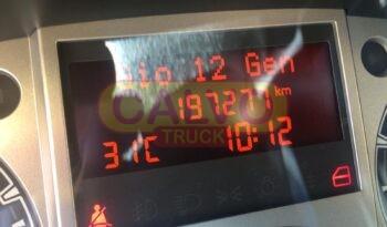 Iveco Daily 35C13 cassone fisso con gru chilometri