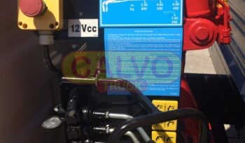 Iveco Daily 35C13 cassone fisso con gru comandi