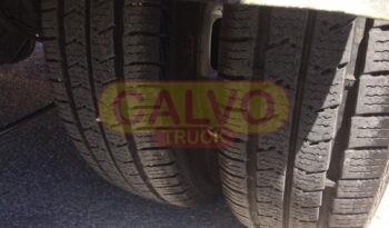 Iveco Daily 35C13 cassone fisso con gru dettaglio pneumatici