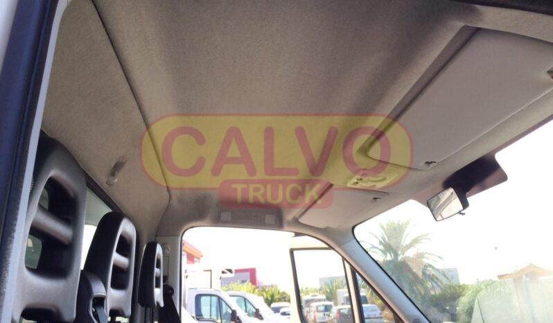 Iveco Daily 35C16 cassone fisso centinato interno cabina