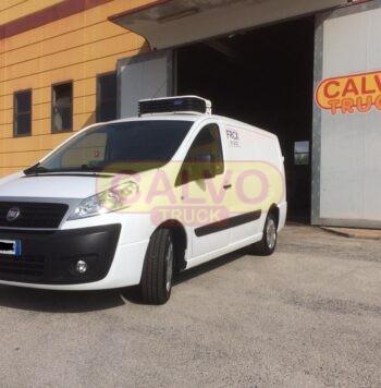 Fiat Scudo Maxi isotermico ATP