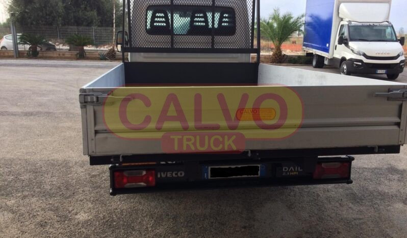Iveco Daily cassone fisso post.