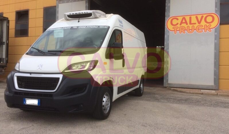 Peugeot Boxer isotermico ATP