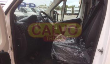 Peugeot Boxer isotermico ATP interni della cabina
