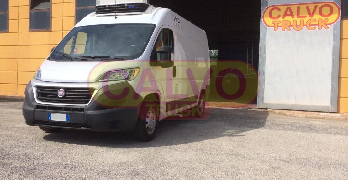Fiat Ducato isotermico ATP