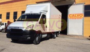 Iveco Daily 35C15 furgonatura e pedana idraulica