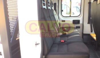 Peugeot Boxer doppia cabina 7 posti