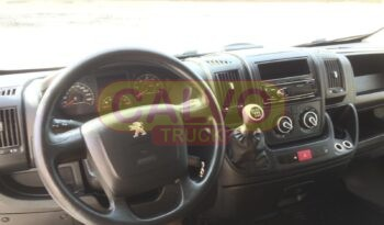 Peugeot Boxer doppia cabina abitacolo