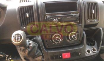 Peugeot Boxer doppia cabina cassone fisso accessori